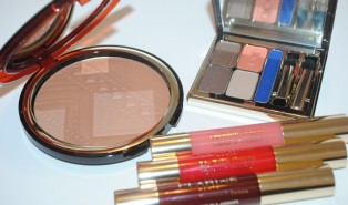 Clarins Summer 2014 Colours of Brazil Collection Swatches & Clarins Lip Balm Crayons