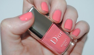 Dior Spring 2014 Trianon Nails Bouquet 457 Review & Swatch