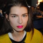 Fyodor Golan Autumn Winter 2014 Makeup & Nails from Max Factor at LFW