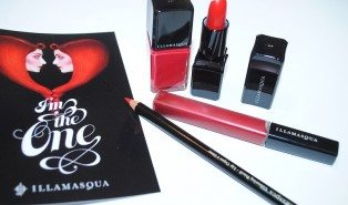 Illamasqua I'm the One Collection Review with Swatches