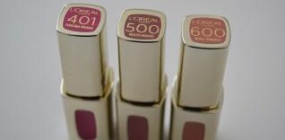 L'Oreal Paris Color Riche L'Extraordinaire Liquid Lipstick Review, Swatches