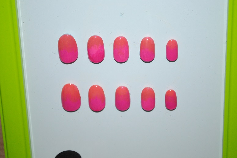 ombre-nails-lfw