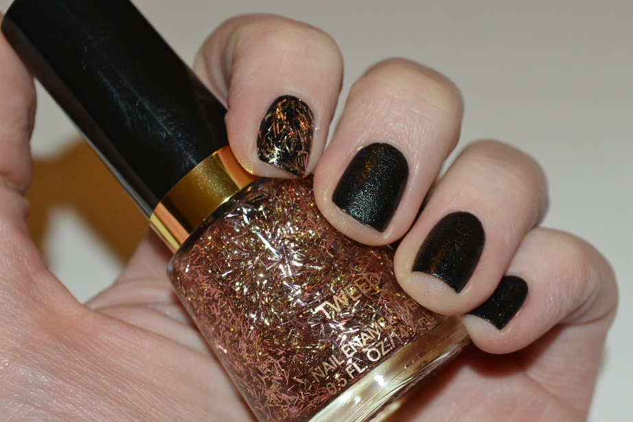 Revlon Tweed & Leather Nail Collection Swatches