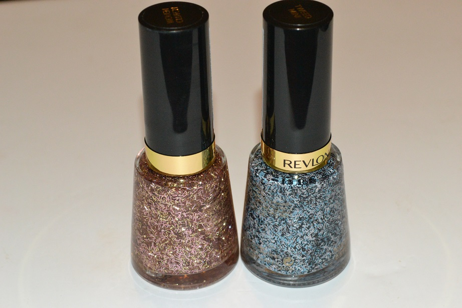 Revlon Tweed & Leather Nail Collection Swatches - Really Ree