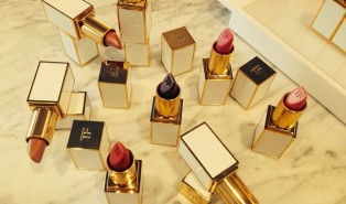 Tom Ford Spring 2014 Color Collection Swatches