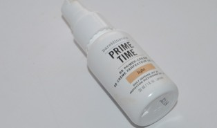 Bare Minerals Prime Time BB Primer Daily Defence SPF30 Review, Swatch, Before & After Photos
