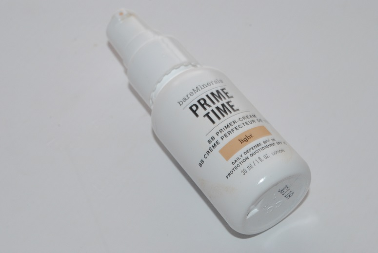 bareminerals prime time before and after. bare minerals prime time bb primer daily defence spf30 review bareminerals before and after t