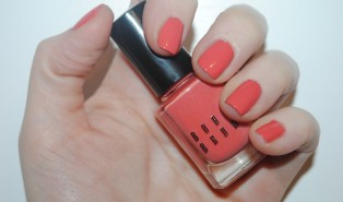 Bobbi Brown Nectar & Nude: Nectar Nail Polish Swatch