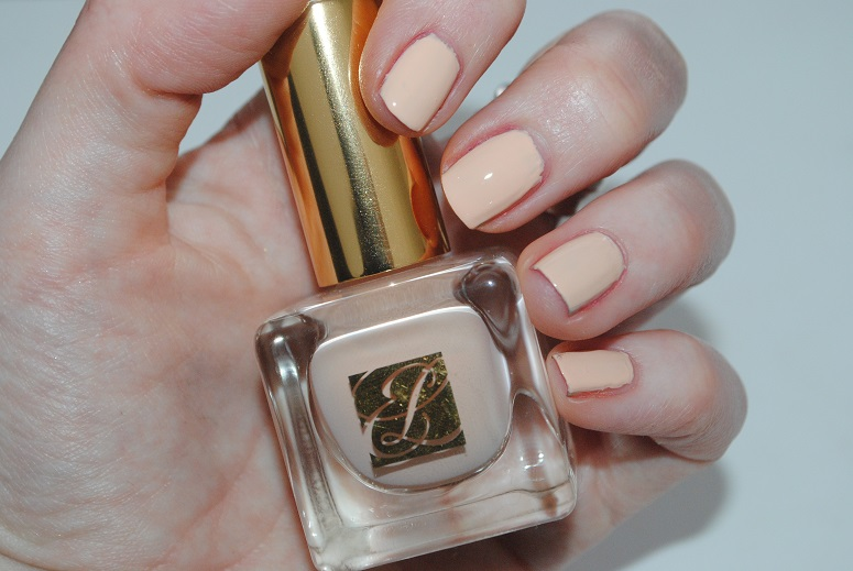 Estee Lauder Bronze Goddess 2014 Pure Color Nail Lacquer Swatches ...