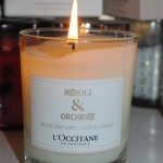 L'Occitane Neroli & Orchidee Scented Candle Review