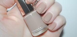 Mavala Ivory Beige Swatch – Flawless Fingers!