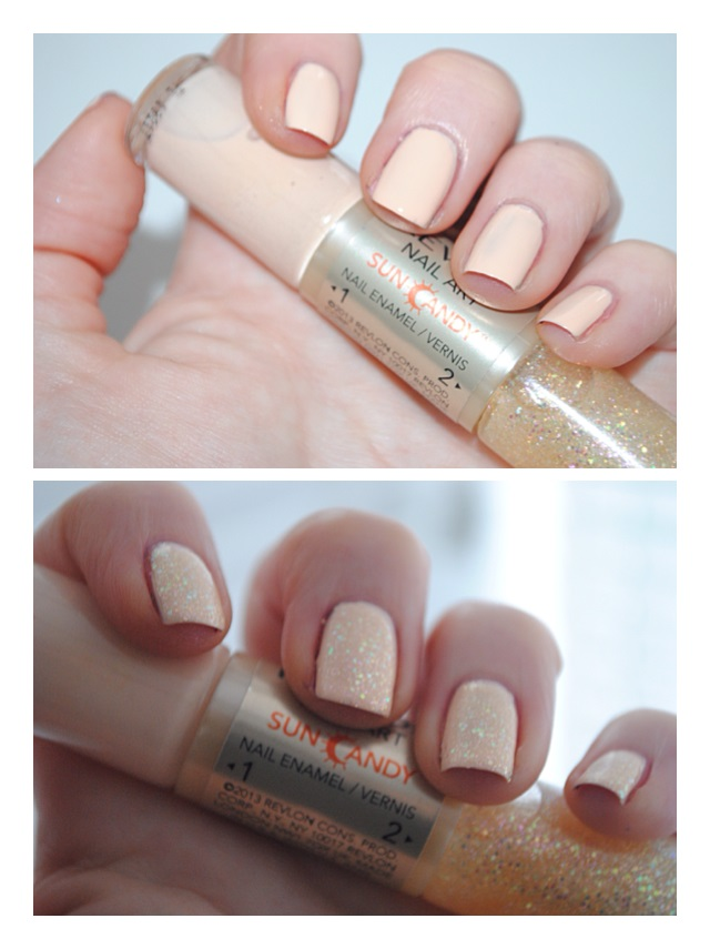 Revlon Nail Art Sun Candy Review & Swatches - Really Ree