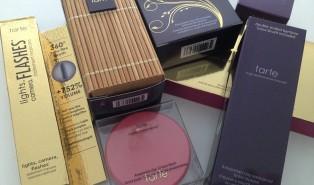 Tarte Cosmetics at QVC UK Update