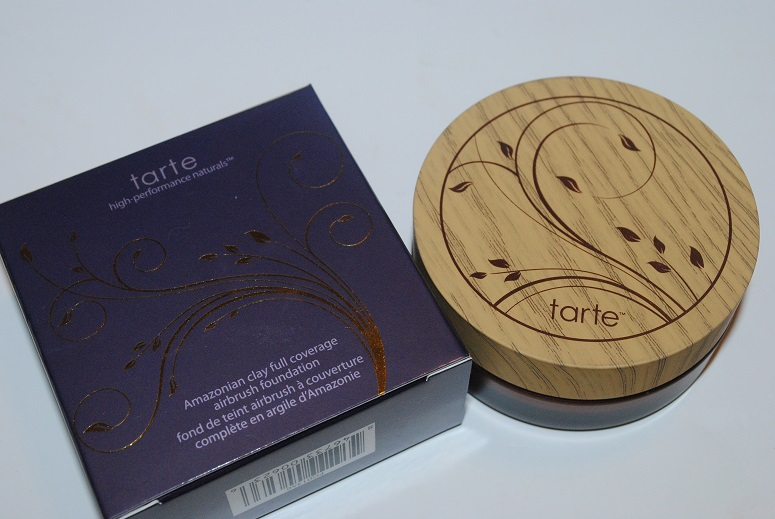tarte-amazonian-clay-full-coverage-airbrush-foundation-review