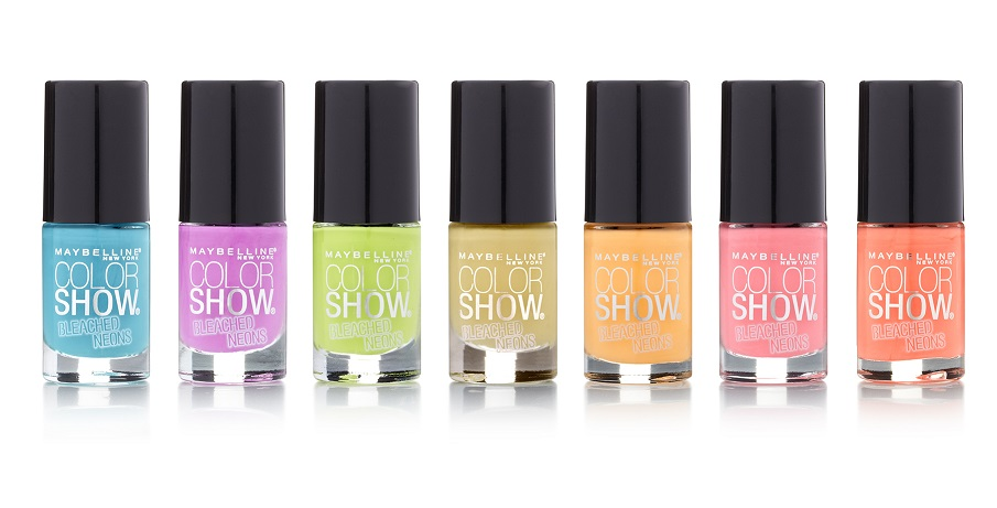 Maybelline-Color-Show-Bleached-Neons-review