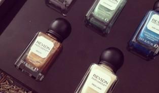 Revlon Parfumerie Nail Polish Fresh Collection Swatches