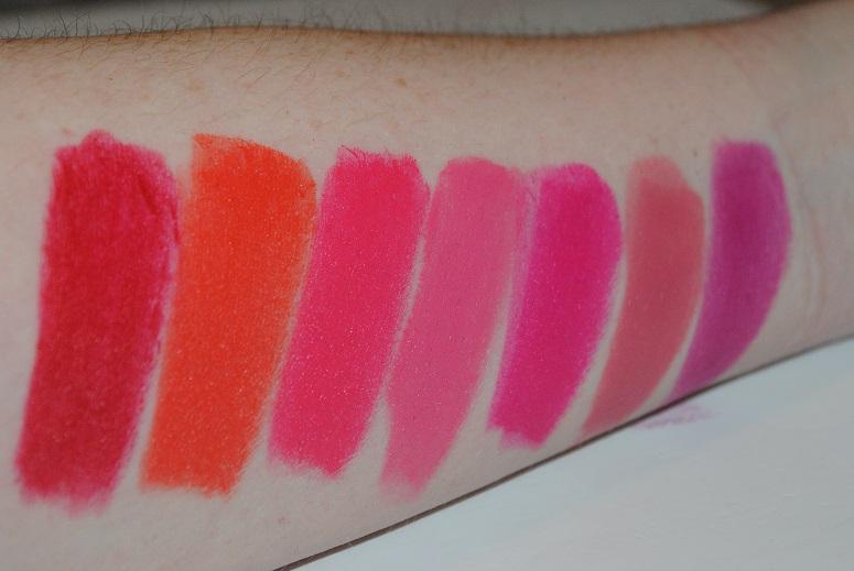 clinique-long-last-lipstick-soft-matte-collection-swatches