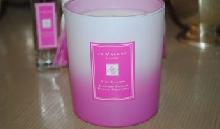 Jo Malone Silk Blossom Limited Edition Charity Candle