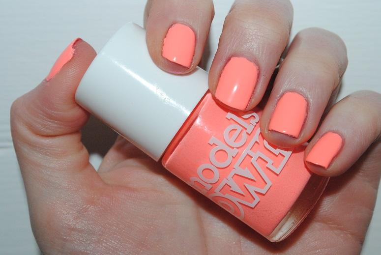 Models Own Neon Nail Polish Models-own-beach-bag-polish