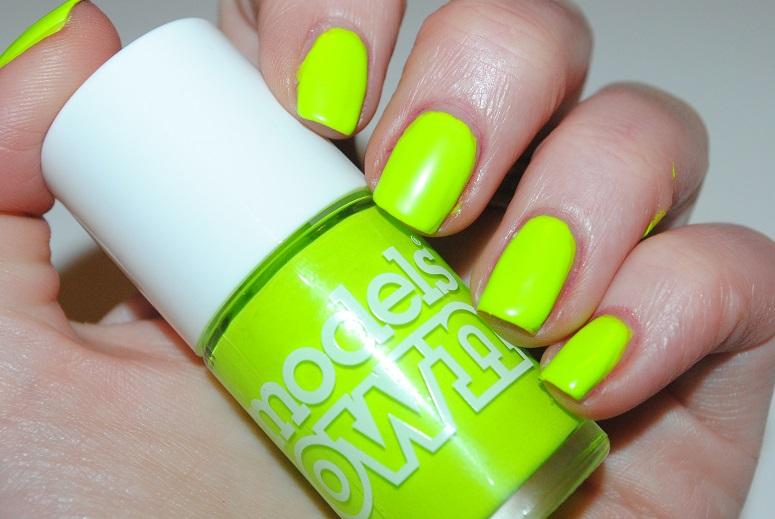 Models Own Neon Nail Polish Models-own-flip-flop-polish