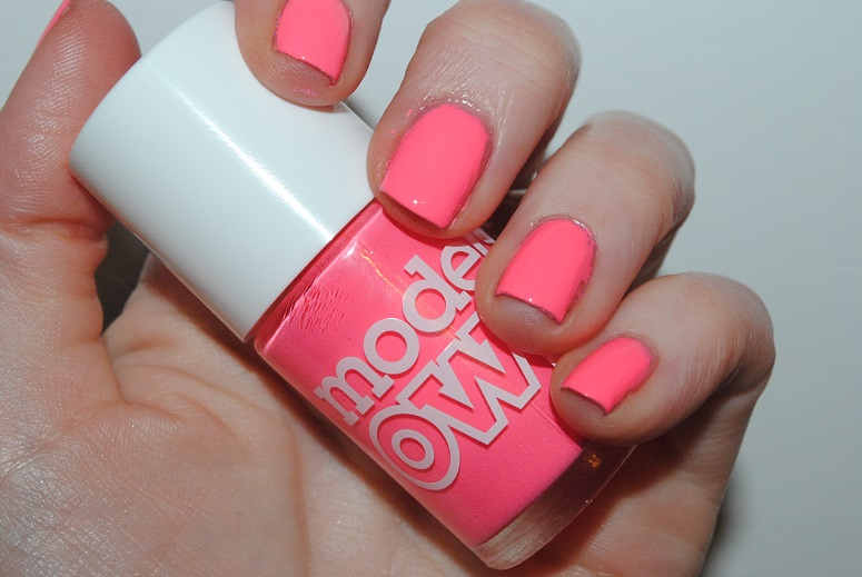 Models Own Polish for Tans Neon Collection Review, Swatches ...