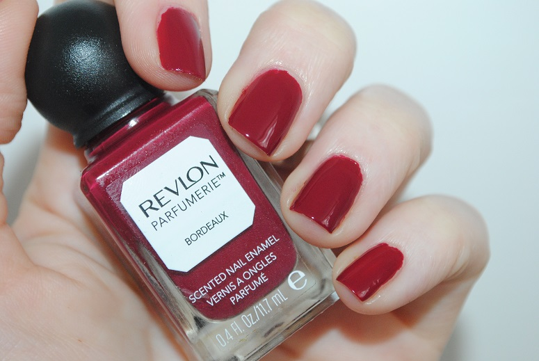 Revlon Parfumerie Nail Polish Sweet Amp Spice Collection Swatches Really Ree