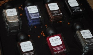 Revlon Parfumerie Nail Polish Sweet & Spice Collection Swatches