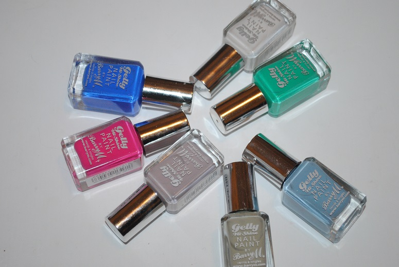 barry-m-gelly-nails-summer-2014-collection-review
