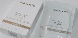 Elemis Pro-Collagen Hydra-Gel Eye Masks Review