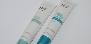 NEW No7 Protect & Perfect Advanced Serum & Intense Advanced Serum