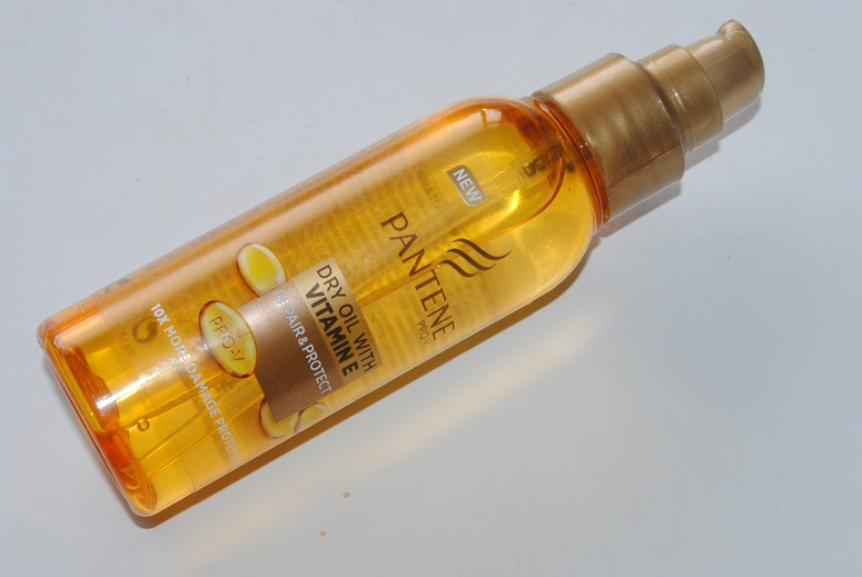 pantene-pro-v-dry-oil-with-vitamin-e-review