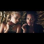 Cara Delevingne & Jordan Dunn YSL Touche Eclat Advert
