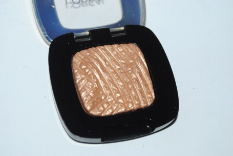 L'oreal-color-riche-ombre-pure-eyeshadow-lumiere-500-gold-mania-review