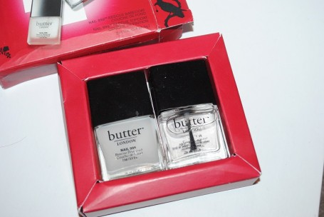 Butter LONDON Nail 999 Rescue System Review - Really Ree