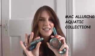 MAC Alluring Aquatic Collection Review & Swatches Video