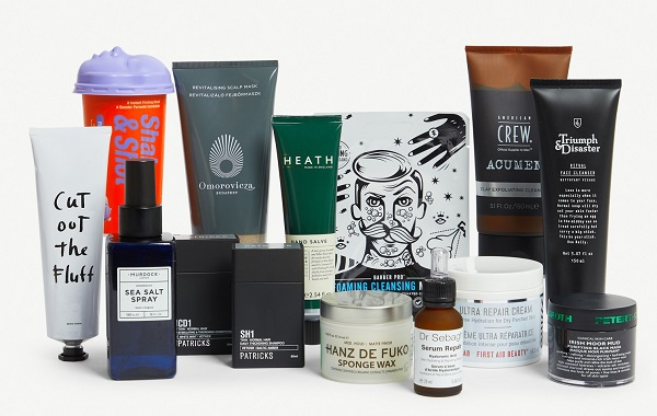 Selfridges Men's Grooming Kit Christmas 2019