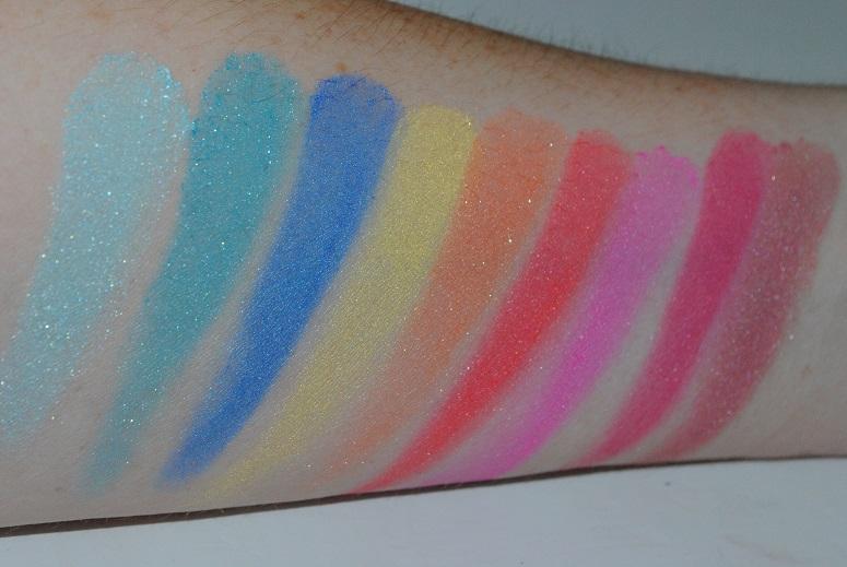 gosh-9-shades-eye-palette-Vegas-swatches
