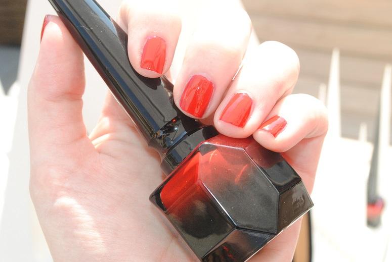 Rouge Louboutin Nail Polish - Really Ree