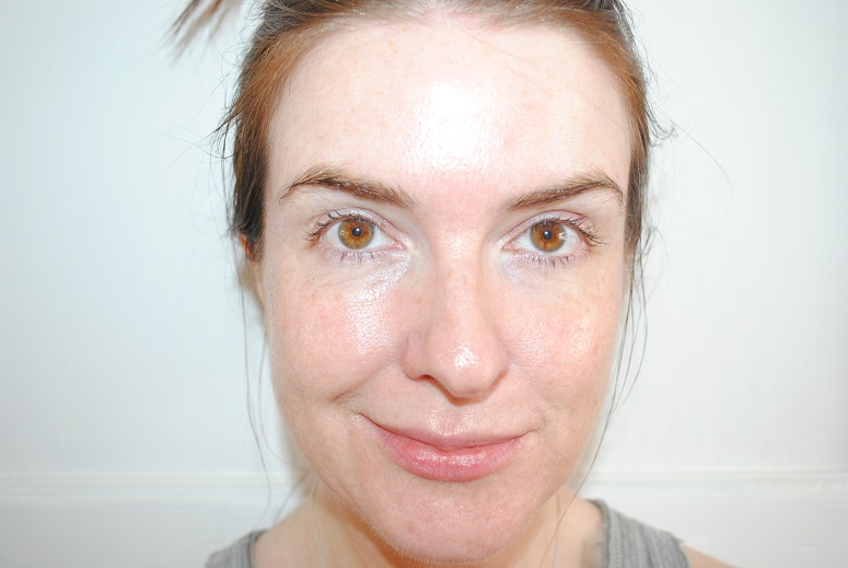 Bare-Minerals-BareSkin-foundation-review-before-photo