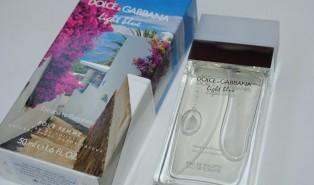 Dolce & Gabbana Light Blue Escape to Panarea Review