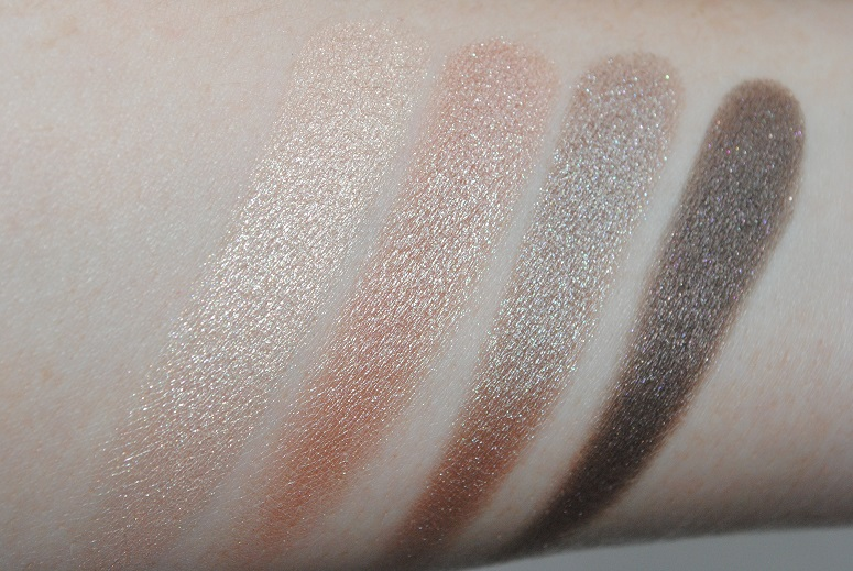 Tom-Ford-Fall-2014-Nude-Dip-Eye-Quad-swatches-dry