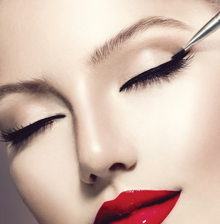 The Perfect Eyeliner Flick in 7 Easy Steps