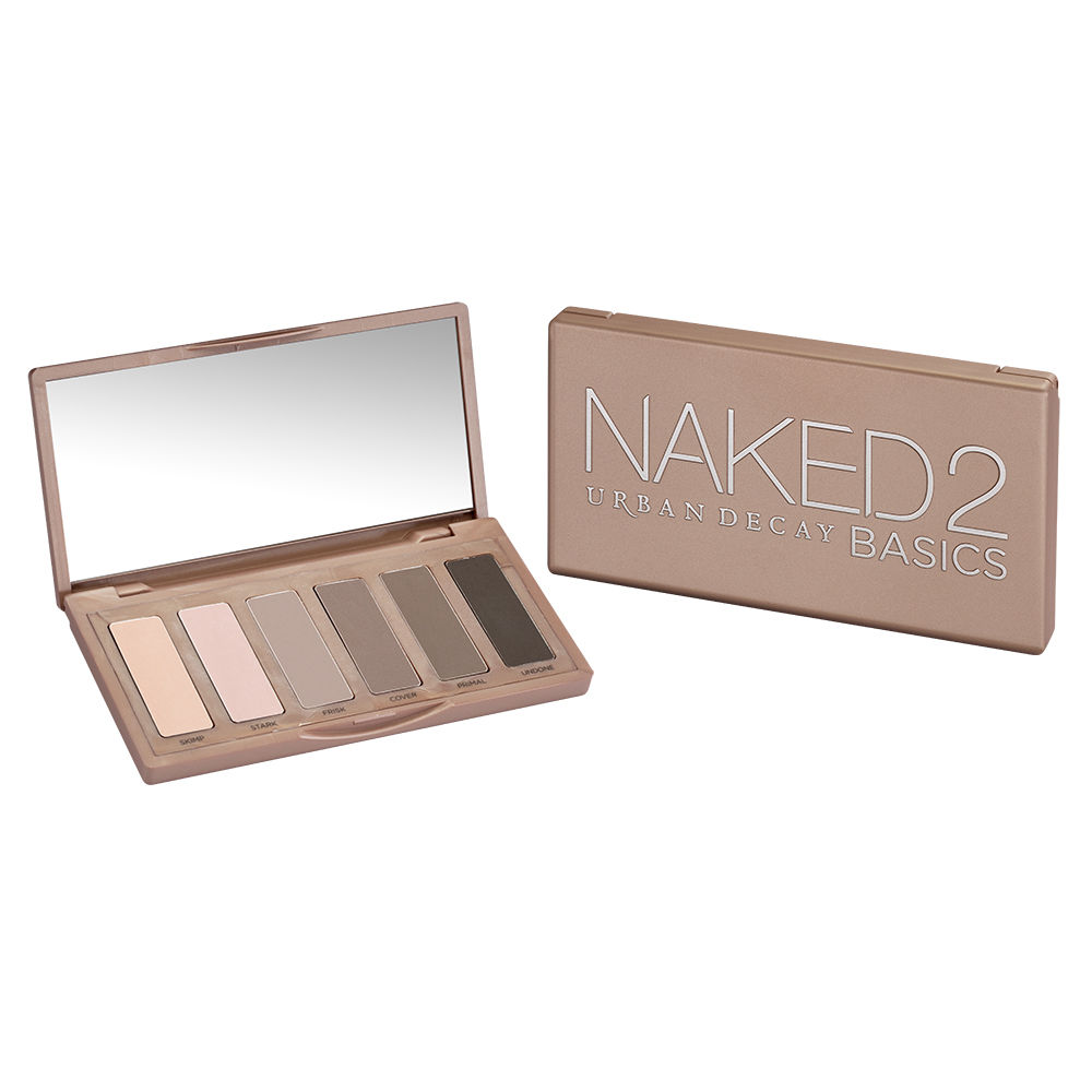 Urban Decay Naked2 Basics for Fall 2014 - Beauty Trends ... |Urban Decay Palette 2