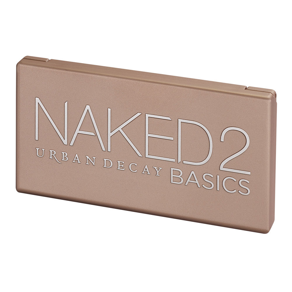 Urban Decay Naked2 Basics Palette Swatches