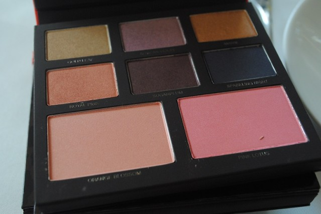 Laura-Mercier-Into-the-Wild-Look-Book-tribal-chic-palette-shades