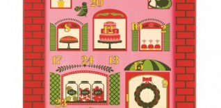 Benefit Advent Calendar 2014 – Candy Coated Countdown