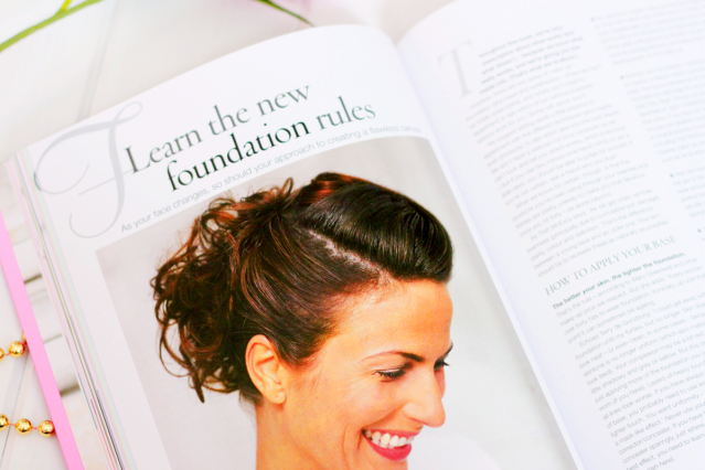 Anti ageing beauty bible review