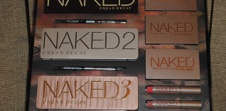 Urban Decay Naked Vault 2014