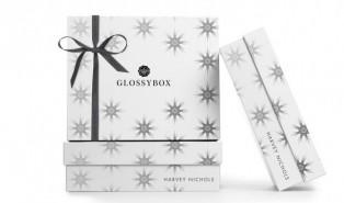 Glossybox Harvey Nichols Christmas Beauty Box