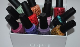 OPI Hawaii Collection & Swatches